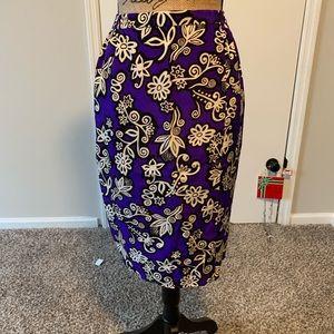 Vintage DVF Skirt